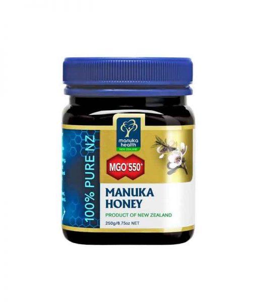 Manuka Honing MGO 550+ 250 gram